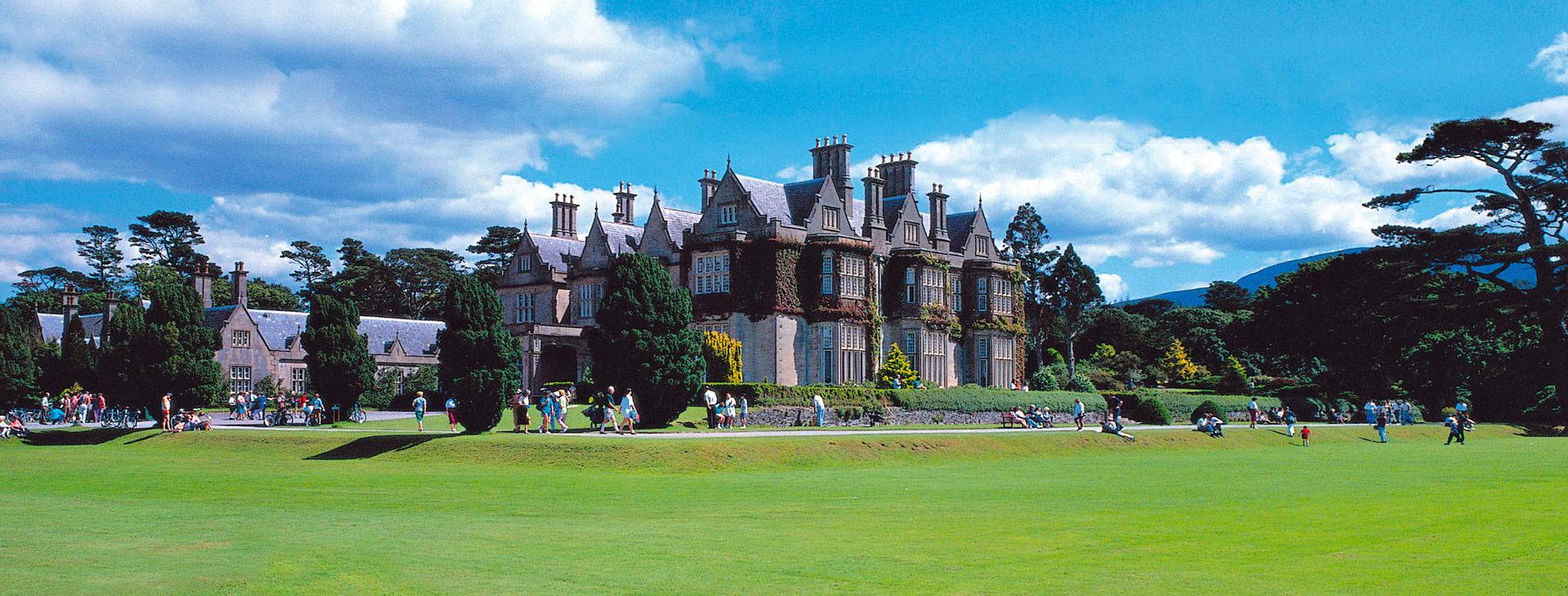 Muckross House Killarney Ireland, Muckross Park, Ring of