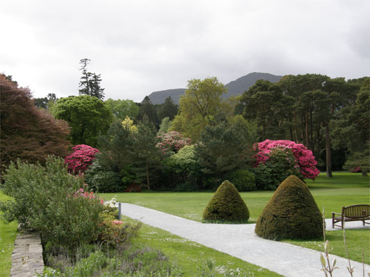 Muckross House Killarney–Gardens of Ireland – Killarney