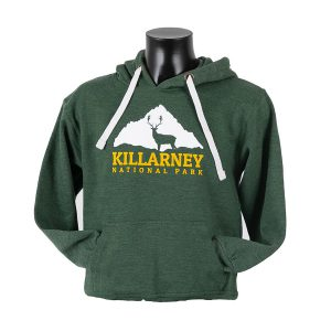 Killarney National Park Stag & Mountain hoodie