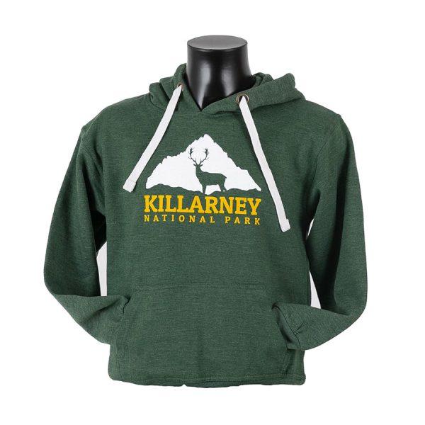 Killarney National Park Hoodie Green