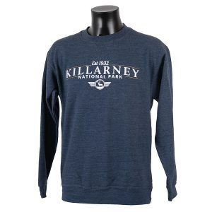 Killarney National Park Stag & Mountain sweatshirt