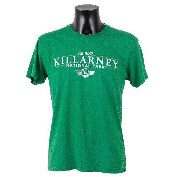 Killarney National Park T-Shirt Emerald Green