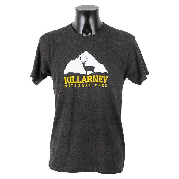 Killarney National Park T-Shirt Charcoal