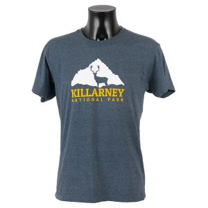 Killarney National Park Stag & Mountain t-shirt
