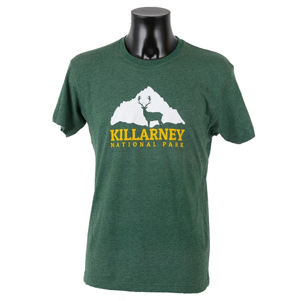 Killarney National Park T-Shirt Forest Green