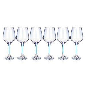 Newgrange Living Unicorn Lustre Wine Glasses Set of 6