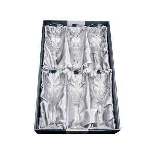 Newgrange Living Adare Set of 6 Wine Glasses