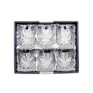 Newgrange Living Adare Set of 6 Whiskey Glasses