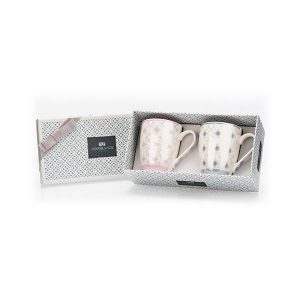 Newgrange Living Pearl Bone China Mug Pair