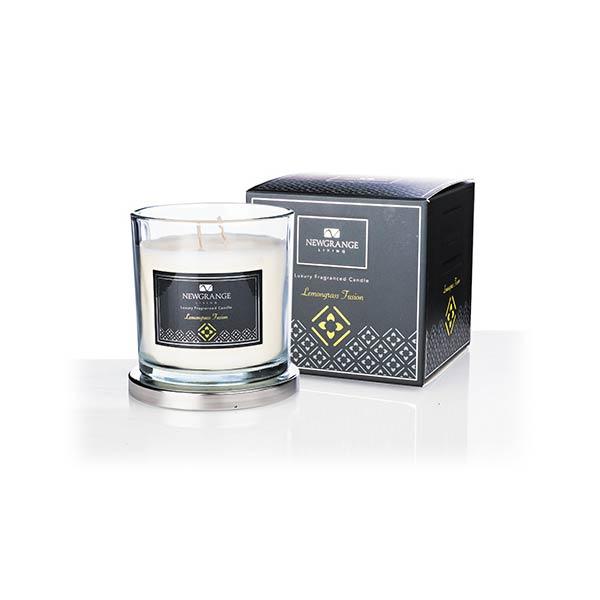 Newgrange Living Lemongrass Luxury Candle