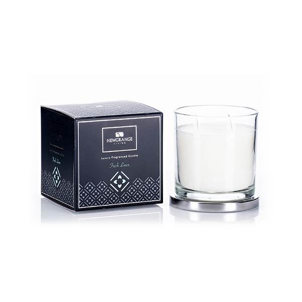 Newgrange Living Fresh Linen Luxury Candle