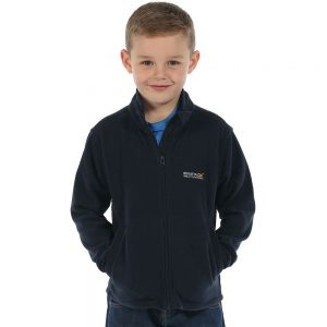 Regatta Boy's King Lightweight Full Zip Fleece