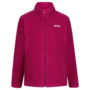 Regatta Girls King Lightweight Full Zip Fleece