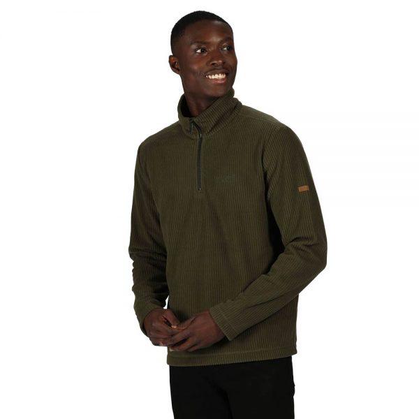 Regatta Elgrid Men's Half Zip Mid Weight Fleece