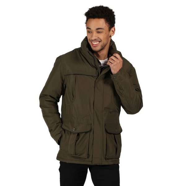 Regatta Rawson Men's Waterproof Insulated Jacket