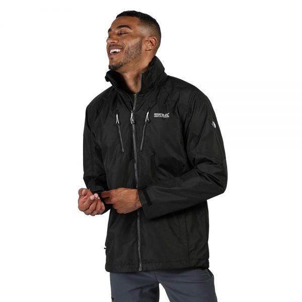 Regatta Calderdale Men's Lightweight Waterproof Walking Jacket