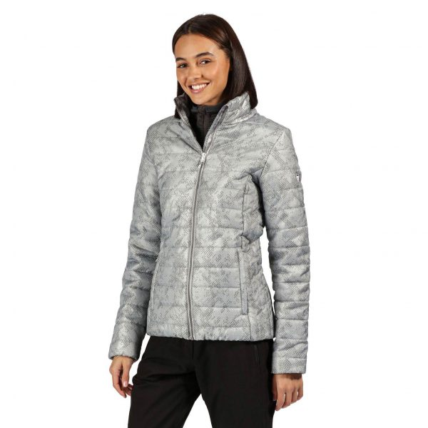 Regatta Freezeway Ladies Insulated Quilted Jacket