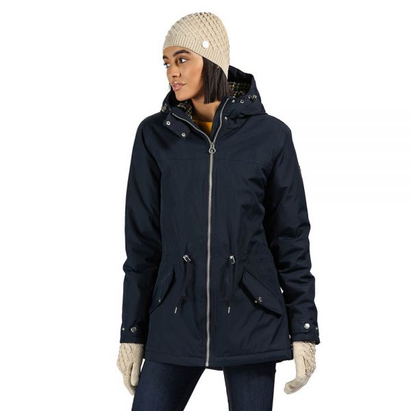 Regatta Ladies Brigid Waterproof Insulated Hooded Jacket