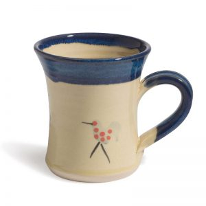 Honey & Blue Mug A