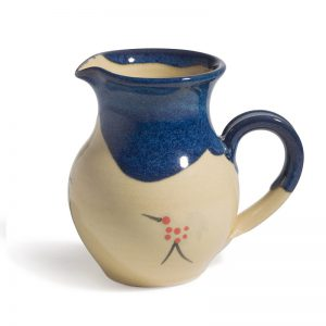 Honey & Blue 1 litre Jug A