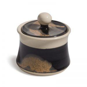 Sandstorm Sugar Bowl with lid