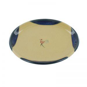 Honey & Blue Side Plate