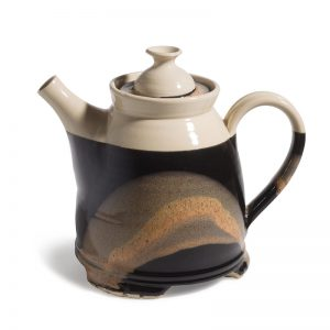Sandstorm Teapot – large with legs