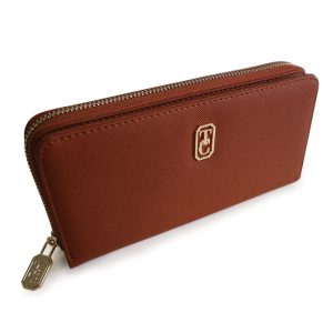 Tipperary Crystal Tan Umbria Wallet