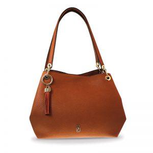 Tipperary Crystal Tan Sicily Bag