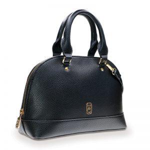Tipperary Crystal Mayfair Black Satchel Bag