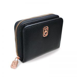 Tipperary Crystal Black Windsor Wallet