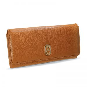 Tipperary Crystal Tan Clarence Wallet