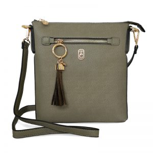 Tipperary Crystal Olive Chelsea Bag