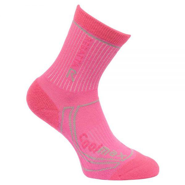Regatta Kid's 2 Season Coolmax Treck & Trail Sock