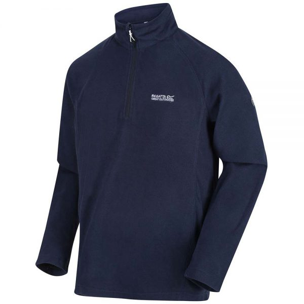 Regatta Montes Lightweight Half Zip Fleece