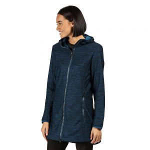 Regatta Alerie Longline Hooded Softshell Jacket