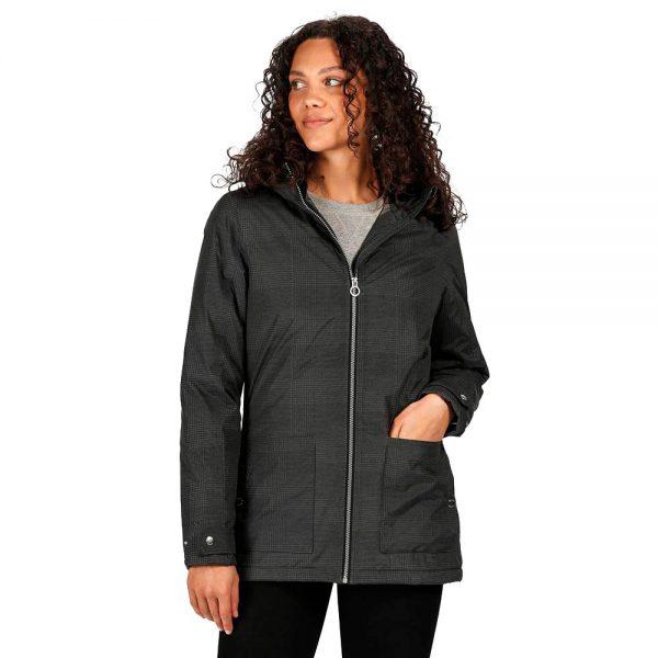 Regatta Bergonia Ladies Waterproof Insulated Hooded Jacket