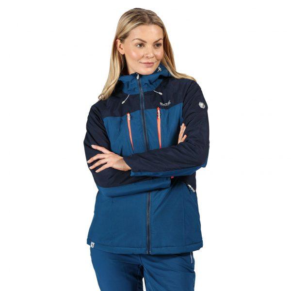 Regatta Highton Ladies Waterproof Insulated Walking Jacket