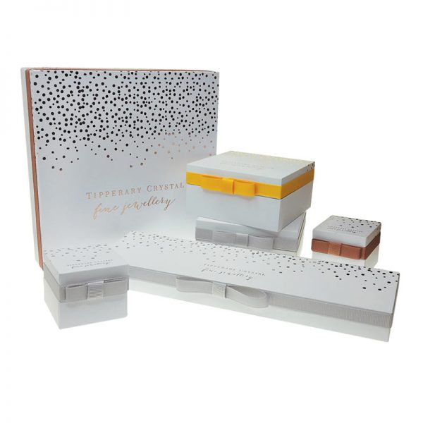 Tipperary Crystal gift boxes