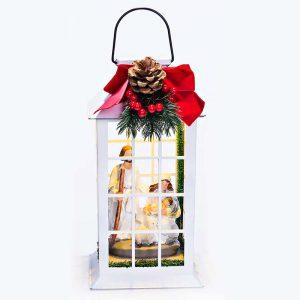 Newgrange Living Nativity Lantern