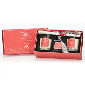 Festive Spice 2 Luxury Fragranced Candles & Diffuser
