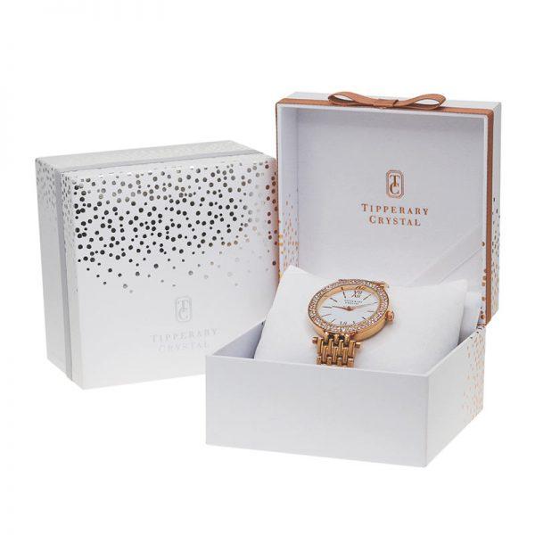Tipperary Crystal watch box