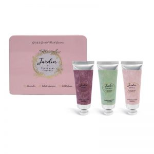 Tipperary Crystal Scented Hand Cream Box Set