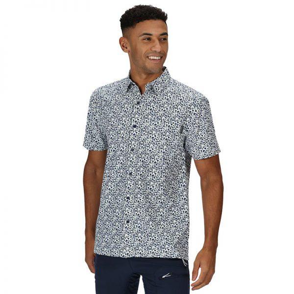 Regatta Mindano Men's Short Sleeve Shirt