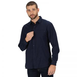 Regatta Bard Coolweave Long Sleeve Shirt