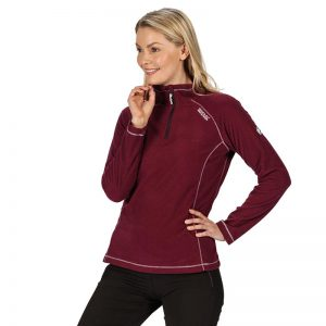 Regatta Montes Ladies Half Zip Lightweight Fleece