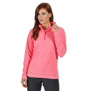 Regatta Montes Ladies Half Zip Lightweight Fleece