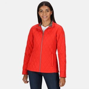 Regatta Charna Diamond Quilted Jacket