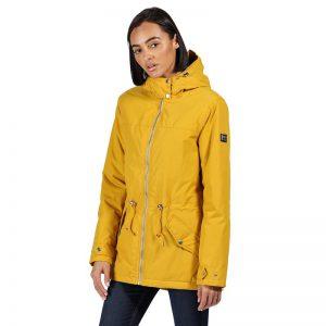 Regatta Ladies Brigid Waterproof Insulated Hooded Jacket