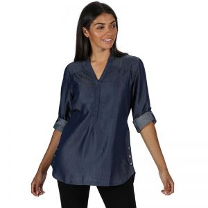Regatta Maelie Long Line Shirt